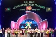 Hơn 270 tác phẩm dự Liên hoan phát thanh toàn quốc