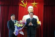 Ông Nguyễn Khắc Chử được bầu làm Bí thư Tỉnh ủy Lai Châu