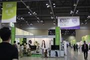 [Photo] Sôi động ngày khai mạc triển lãm mỹ phẩm lớn nhất Hàn Quốc