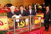 Công bố kết quả bầu cử Ban Chấp hành Trung ương khóa XII