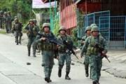 Australia đề xuất huấn luyện binh sỹ Philippines chống IS