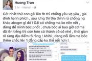 ''Trào lưu'' sao Việt ''tố'' nhau lên mạng xã hội: Xấu chàng hổ ai?