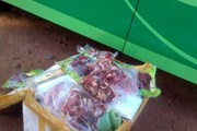 Hưng Yên bắt giữ 2 vụ vận chuyển hơn 4 tạ thịt lợn thối đi tiêu thụ