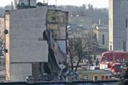 Sập nhà tại miền Tây Ba Lan, ít nhất 25 người thương vong