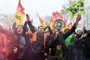 Công đoàn Pháp kêu gọi đình công phản đối cải cách khu vực nhà nước