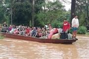 Việt Nam sẵn sàng hỗ trợ Lào khắc phục hậu quả vỡ đập thủy điện