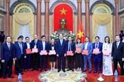 Đưa Việt Nam thành nước phát triển là trách nhiệm của mọi người Việt
