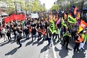 Nhiều công đoàn tại Pháp kêu gọi đình công phản đối cải cách