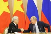 Việt Nam-Liên bang Nga tiến hành ký kết nhiều văn kiện hợp tác