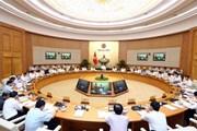 Nội dung Nghị quyết phiên họp Chính phủ thường kỳ tháng 8