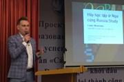 Triển lãm thông tin giáo dục các trường đại học hàng đầu nước Nga