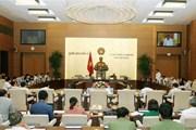 Điều động, phê chuẩn Ủy viên Thường trực hai Ủy ban của Quốc hội