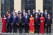 Tăng cường trao đổi nghiệp vụ giữa tòa án hai nước Việt-Trung