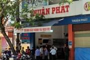 Xác minh thông tin dùng mìn để đe dọa cửa hàng xe máy ở Huế