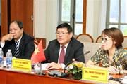Việt Nam-Sri Lanka thúc đẩy hợp tác trong lĩnh vực tôn giáo