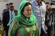 Vợ cựu Thủ tướng Najib Razak bị thẩm vấn về các cáo buộc tham nhũng