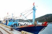 Nghệ An: Cứu nạn thành công tàu cá cùng 18 thuyền viên bị nạn