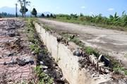 Kiểm tra làm rõ việc phá đường bờ kè phía Nam sông Đăk Bla