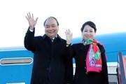 Thủ tướng kết thúc tham dự ASEM 12, P4G và chuyến thăm 3 nước
