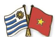 Kỷ niệm 25 năm thiết lập quan hệ ngoại giao Việt Nam-Uruguay
