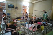 Lai Châu: 42 người nhập viện nghi ngộ độc do ăn thịt trâu
