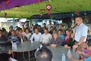 Đại sứ Việt Nam tại Campuchia thăm kiều bào tại tỉnh Kampong Chhnang