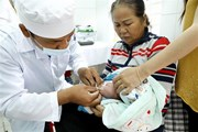 Phú Yên: Nguy cơ thiếu vắcxin 5 trong 1 Quinvaxem những tháng cuối năm