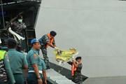 [Photo] Trục vớt các mảnh vỡ của máy bay Lion Air gặp nạn
