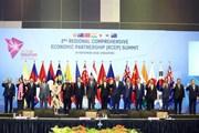 16 quốc gia thông qua Tuyên bố chung về đàm phán RCEP