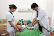 Phẫu thuật thành công cho cụ bà 102 tuổi bị gãy xương đùi