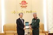 Quan hệ quốc phòng Việt-Trung có bước phát triển mới, thực chất