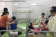 169 trẻ mầm non phải nhập viện sau bữa liên hoan tại trường