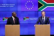 EU và Nam Phi kêu gọi bảo toàn thỏa thuận hạt nhân Iran