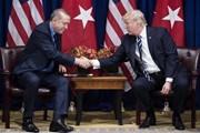 Lãnh đạo Thổ Nhĩ Kỳ, Mỹ điện đàm về nhiều vấn đề nóng