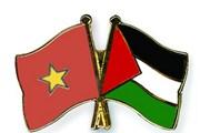 Điện mừng nhân 30 năm thiết lập quan hệ ngoại giao Việt Nam-Palestine