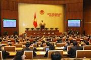 Hoàn thành toàn bộ chương trình nghị sự kỳ họp thứ 6 Quốc hội khóa XIV