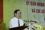 Đề nghị tạm dừng sắp xếp các cơ quan chuyên môn cấp tỉnh, huyện