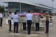 Trao trả hài cốt quân nhân Hoa Kỳ mất tích trong chiến tranh Việt Nam