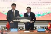 Tăng cường hợp tác thương mại, du lịch giữa TP.HCM và Thành Đô