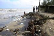 Thừa Thiên-Huế: Bờ biển xã Vinh Hải sạt lở nghiêm trọng