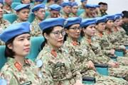 Khai mạc huấn luyện tiền triển khai Bệnh viện dã chiến cấp 2 số 2