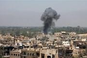 Iraq tiến hành không kích nhiều cơ sở của IS ở Đông Syria