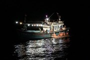 Bà Rịa-Vũng Tàu: Khẩn trương tìm kiếm 3 thuyền viên mất tích trên biển