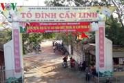 Nghệ An: Truy tìm kẻ đột nhập, đập phá 12 hòm công đức