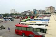 Doanh nghiệp vận tải sẵn sàng phục vụ hành khách dịp Tết Dương lịch
