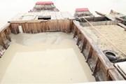 Bắt quả tang 11 tàu khai thác cát trái phép trên sông Mã