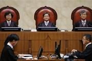 Tòa án Hàn Quốc ra lệnh tịch thu tài sản của tập đoàn thép Nhật Bản