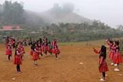 [Photo] Tưng bừng ngày Tết truyền thống của đồng bào Mông
