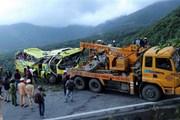 Vụ xe chở sinh viên rơi xuống vực: Khởi tố bị can đối với lái xe