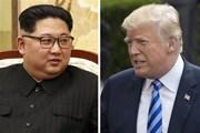 Tổng thống Mỹ gửi thư tay tới nhà lãnh đạo Triều Tiên